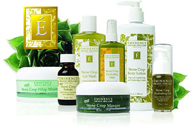 Eminence product line