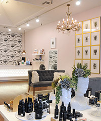 POSH boutique showroom