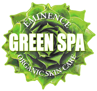eminence green spa badge