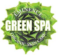 Eminence Organics Green Spa Certified