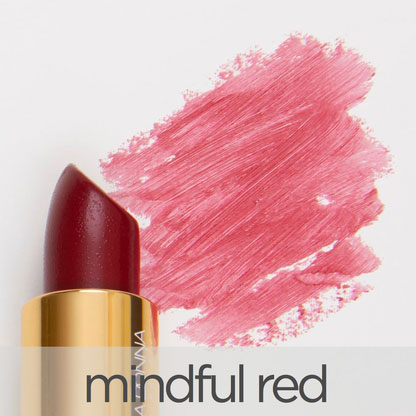 Mindful Red Mineral Light Lip Colour