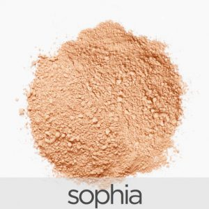 Sophia Loose Mineral Foundation