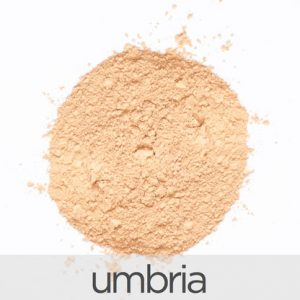 Umbria Loose Mineral Foundation