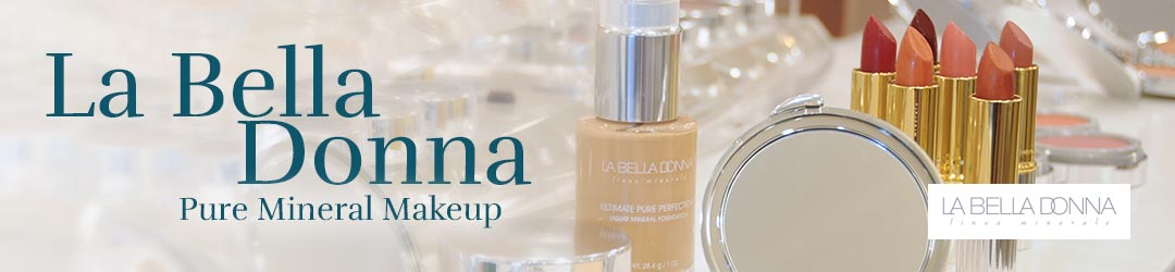 La Bella Donna pure mineral makeup