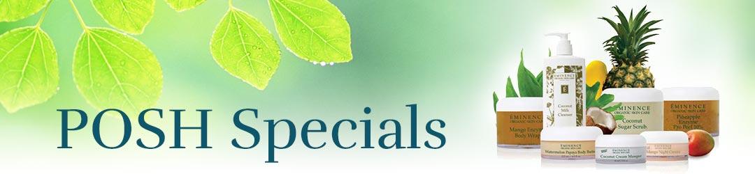 POSH specials