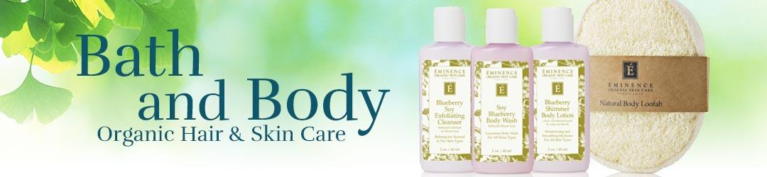 Bath and body - organic hair and skin care