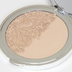 Honey Compressed Mineral Foundation