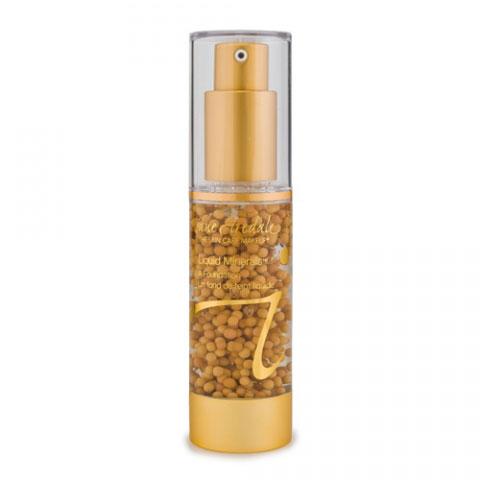 Caramel Liquid Minerals™ A Foundation