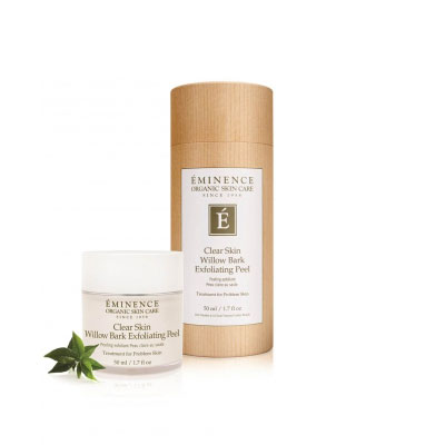Clear Skin Willow Bark Exfoliating Peel