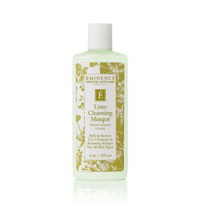 Lime Cleansing Masque