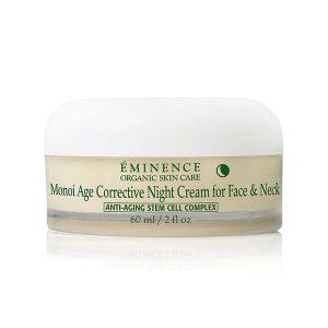 Monoi Age Corrective Night Cream, Face & Body