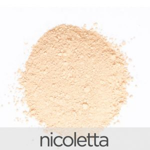 Nicoletta-Loose Mineral Foundation