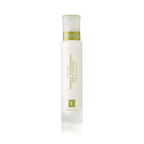 Quince Nourishing Body Lotion - BioDynamic Collection
