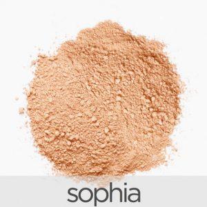 Sophia Loose Mineral Foundation