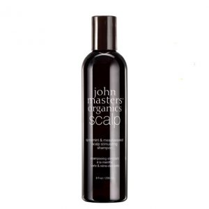Spearming & Meadowsweet Scalp Stimulating Shampoo for Thinning Hair